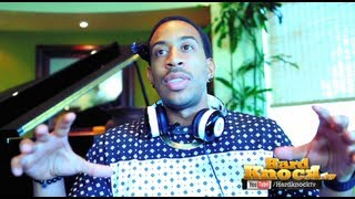 Ludacris Addresses Drake Beef, Talks Fame, Jealousy, & The State Of Hip Hop