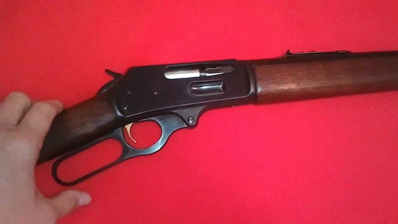 1960 s marlin 336 44 magnum lever gun review youtube
