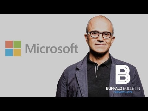 Microsoft's New CEO, Sprint/T-Mobile Merger, Watch_Dog Trademark and More! - Buffalo Bulletin