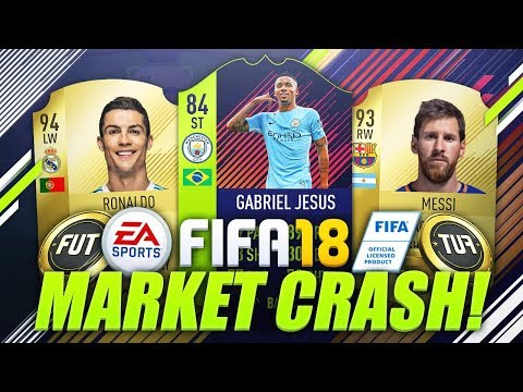 BEST TOTS MARKET CRASH INVESTMENTS! (FIFA 18 Trading Tips)