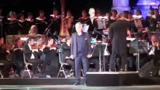 ANDREA BOCELLI LIVE LAJATICO 2014