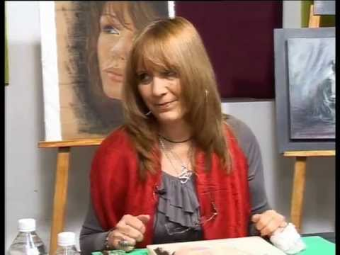 Técnica para pintar un rostro con óleo pastel
