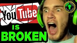 Game Theory  :  Yes, PewDiePie. YouTube IS Broken