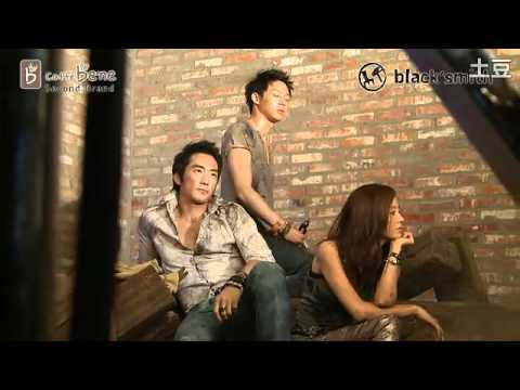 Kim Tae Hee and Song Seung Hun Black Smith CF