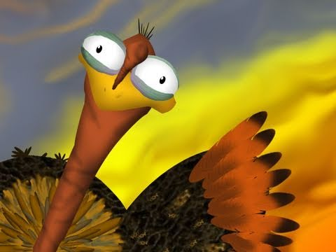 Gobble Gobble (Animated Short)