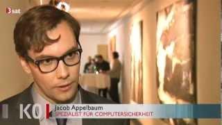 NSA-Skandal Deutschen Aufschrei Echo 3Sat 2013