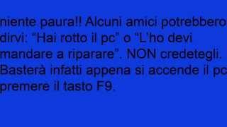 [GUIDA ITA] Come Ripristinare Windows 7 Da Bluescreen
