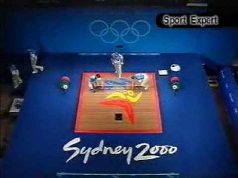 Men 69 kg B Weightlifting - Olympic Games Sydney 2000 - by GENADI - Sport Expert