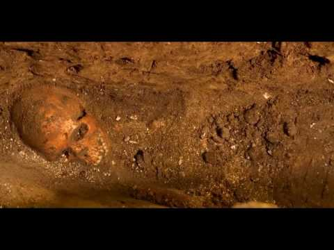 العثور على بقايا إنسان عمرها 1500 ...