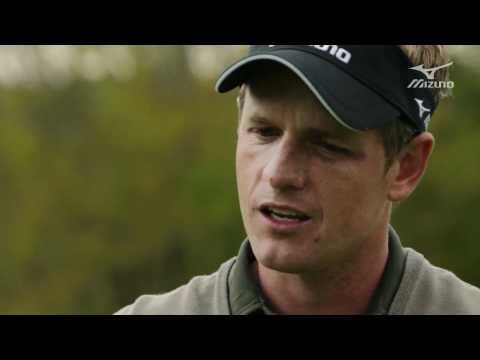 LUKE DONALD:  Mizuno Masterclass 5 / Progression of grip -HLdWnONPHzE