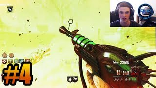 """FLYING FROM ROBOTS!"" - ORIGINS Zombies w/ Ali-A #4 - (Black Ops 2 Zombies Gameplay)"