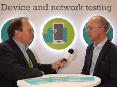 #MWC14 Anite Discusses Current Trends in Field and Lab Testing and Connected Products