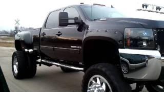 Scott's Big Ass Dually Truck