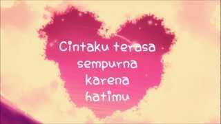 Vanessa Angel ft Nicky Tirta - Indah Cintaku (Lirik)