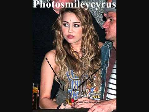 Miley Cyrus-What's that?-Beer??