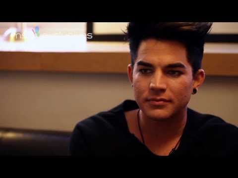Adam Lambert Full MSN Interview Feb 2012 HD 720P