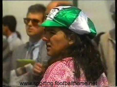 Sporting - 0 Porto - 2 de 1990/1991