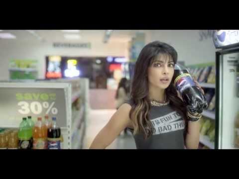 Priyanka Chopra in Pepsi 60 Crore Tak Ka Rech...