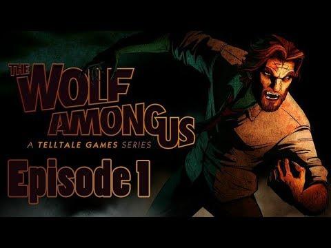 The Wolf Among Us (1) - ĐỤC PHÁ TÂM HỒN TRẺ THƠ!!!