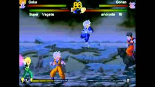 Dragon Ball Z Kai Mugen Edition 2012 HD