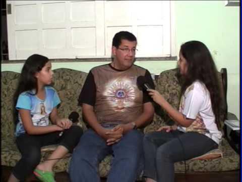 Aparições de Nossa Senhora no BRASIL, em Anguera-BA Parte 1