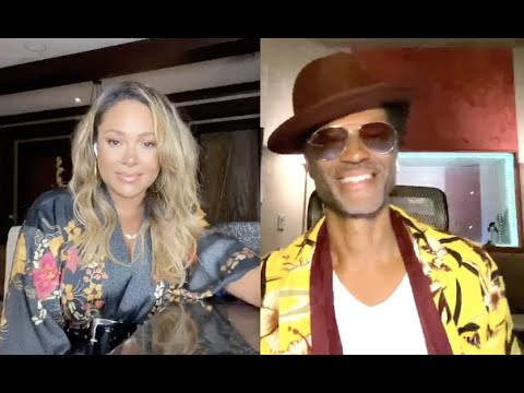 Tamia & Eric Benet | Spend My Life With You (Live From Home)