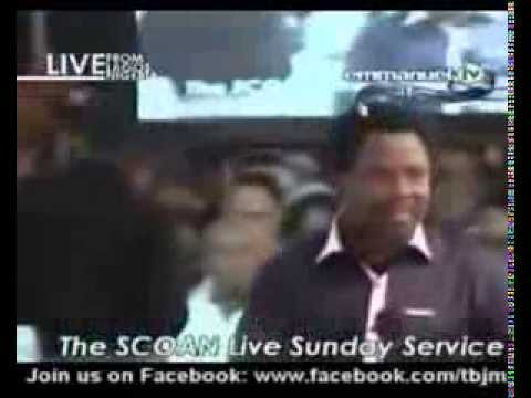 2014 Prophecy by TB Joshua 2014 A Great War is Coming Against Russia A Must See!