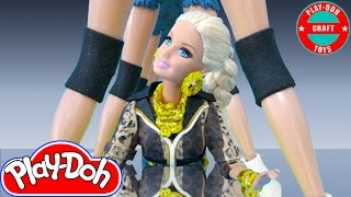 Play Doh Barbie Taylor Swift Shake It Off Inspired