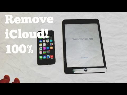 How to Remove iCloud Activation lock! 2018