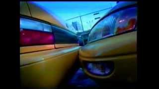 Kia Sephia 1996 USA TV ad - 'New York taxi test'