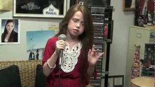 9 Year Old Mara Justine Platt- America's Got Talent