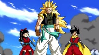 Dragon Ball Heroes All Super Saiyan 3 Adult Gotenks