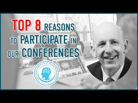 Top 8 Reasons to Participate in Our Conferences
