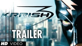 Krrish 3 Trailer Official