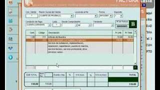 Sistema De Facturacion GESTION PRO