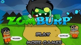 zomburp walkthrough, guide and cheats