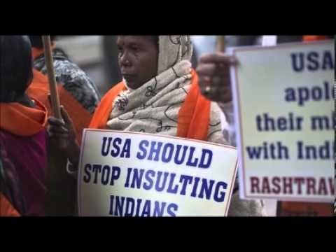 India's Members Of Parliament Want Action Against The United States