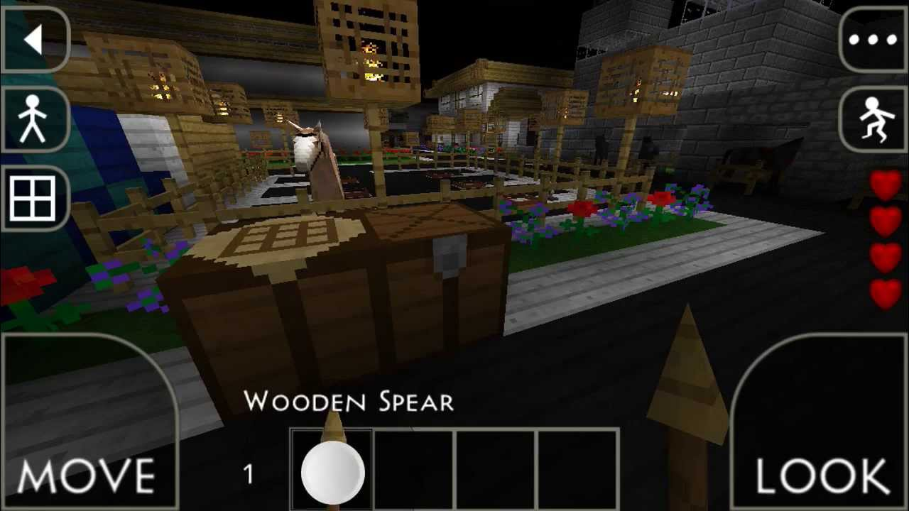 Survival craft spear recipe