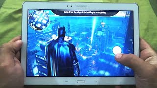 BEST GRAPHICS GAMES ON SAMSUNG GALAXY NOTE 10.1 2014