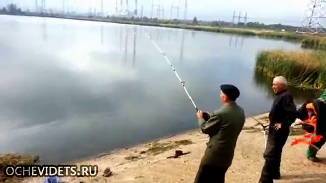 рыбалка видео приколы сборники