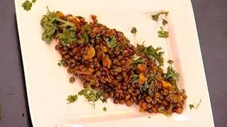 Ethiopian Global Street Food - Lentil Wat