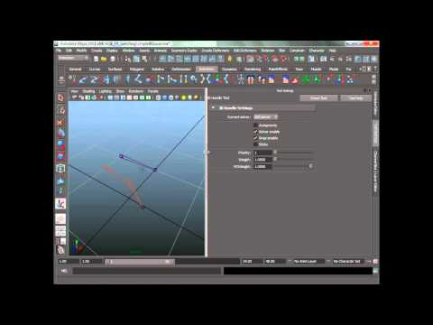 Create a switchable IK/FK character rig in Maya (2 of 12)
