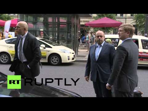 Germany: Ukraine-EU-Russia gas talks underway in Berlin