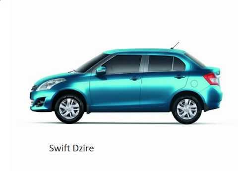 Maruti Suzuki Swift Dzire vs Hyundai  xcent