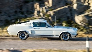 Rory Reid In The New Ford Mustang - Top Gear: Series 23 - BBC. Watch online.