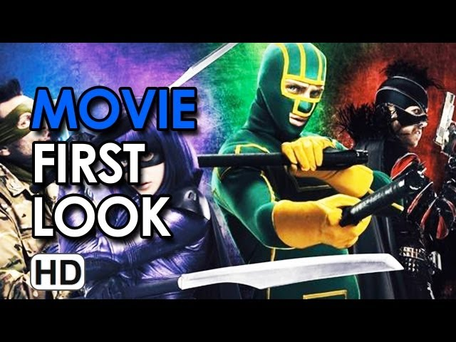 Kick-Ass 2 (2013) - New Character Posters HD #kickass2