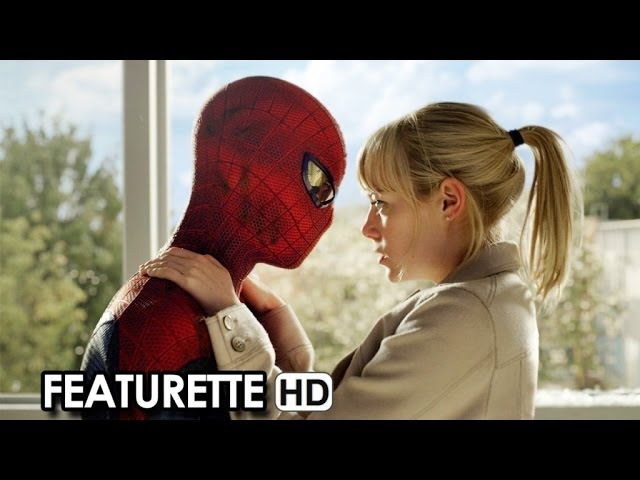 The Amazing Spider-Man 2: Il potere di Electro Featurette 'Gwen e Peter' (2014) - Emma Stone