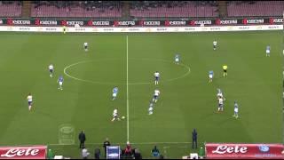Napoli-Sampdoria 4-2 32a giornata di Serie A TIM 2014/2015 HL (90 sec)
