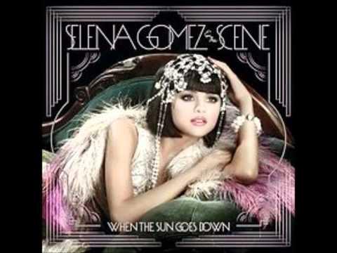 Selena Gomez - When The Sun Goes Down [FULL ALBUM]-[ALBUM COMPLETO]