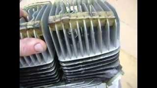 Глушители Чезет (CZ 350) НОВЫЕ - YouTube